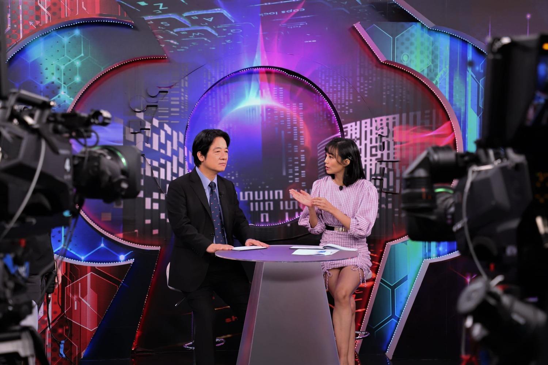 副總統賴清德大讚台灣電競產業發展成果豐碩 圖:TESL/提供
