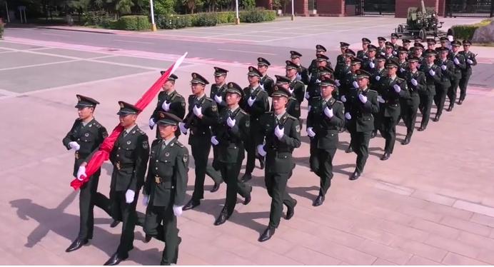 中國軍隊(示意圖) 圖:翻攝自中國軍網(資料照片)