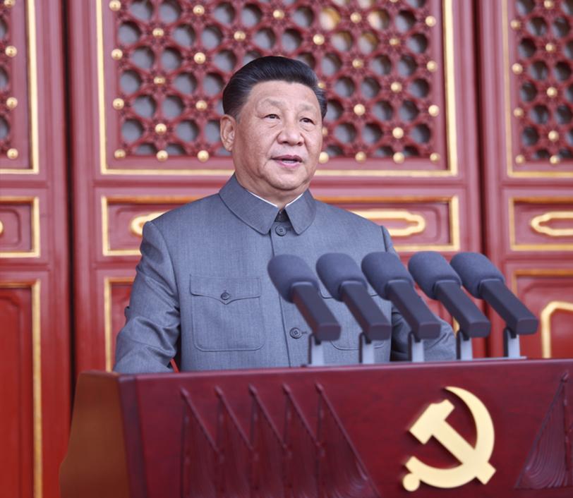 中共總書記習近平。 圖:翻攝中國共產黨網站(資料照片)