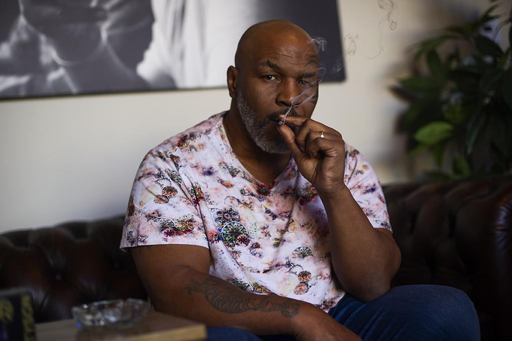 Mike Tyson擁有大麻品牌「Tyson農場」,F2K新基地將蓋在公司旁邊。