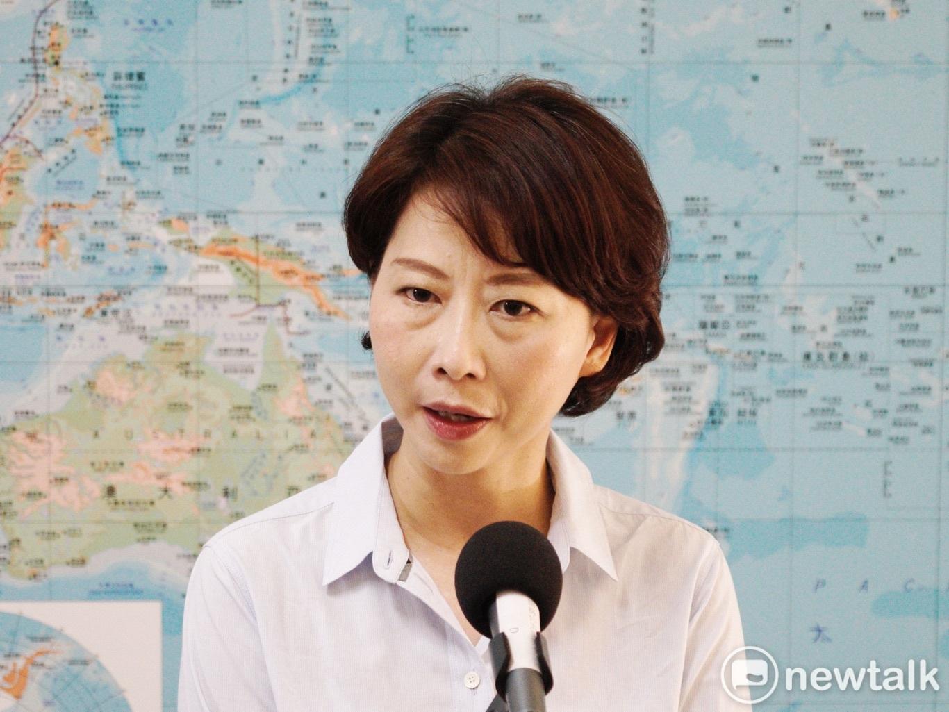 林為洲喊「反共」黨中央不吭聲 綠委:國民黨路線不講清楚將被人民放棄
