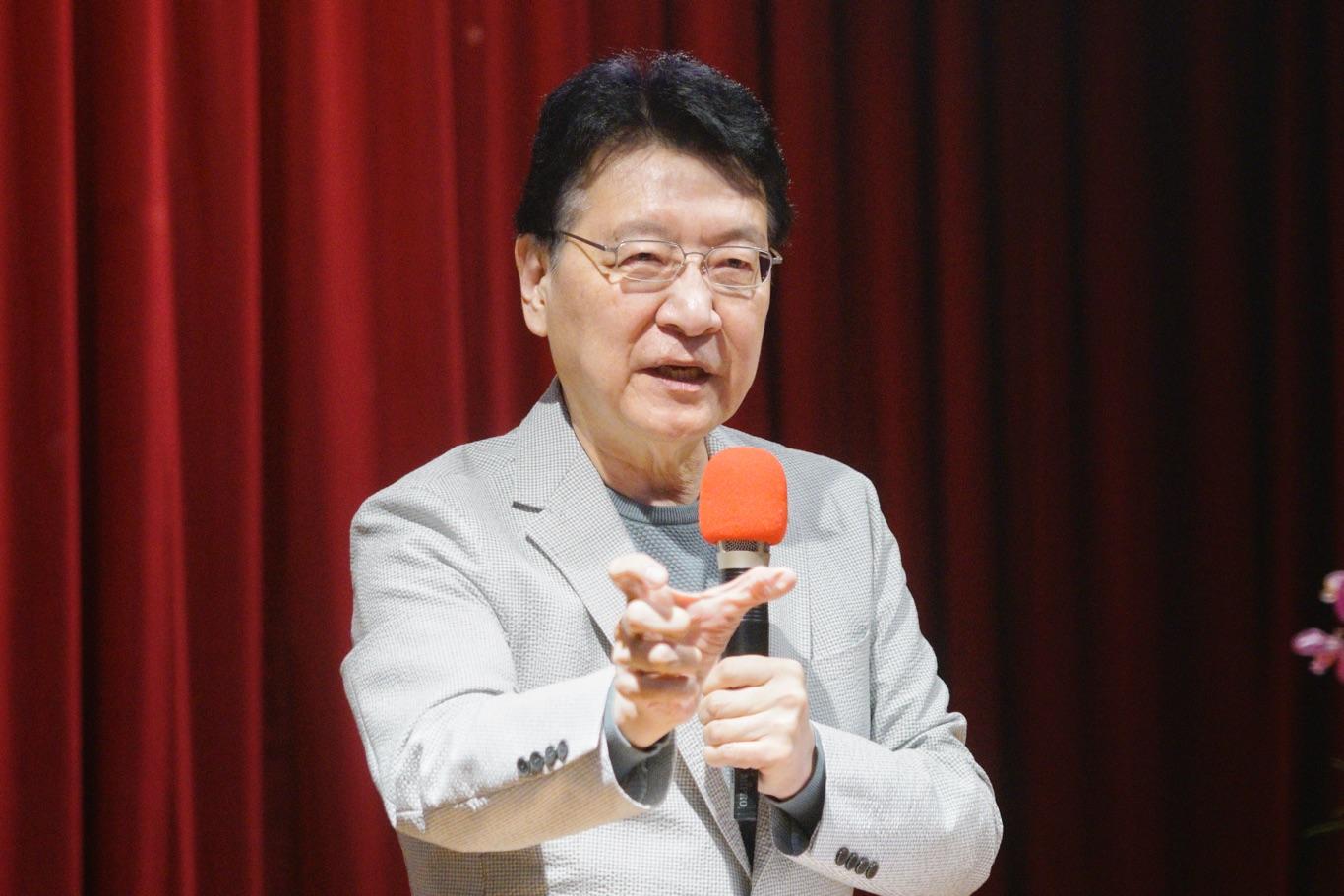 「比歧視更糟百倍!」趙少康:蔡應命令蘇不該講武漢肺炎