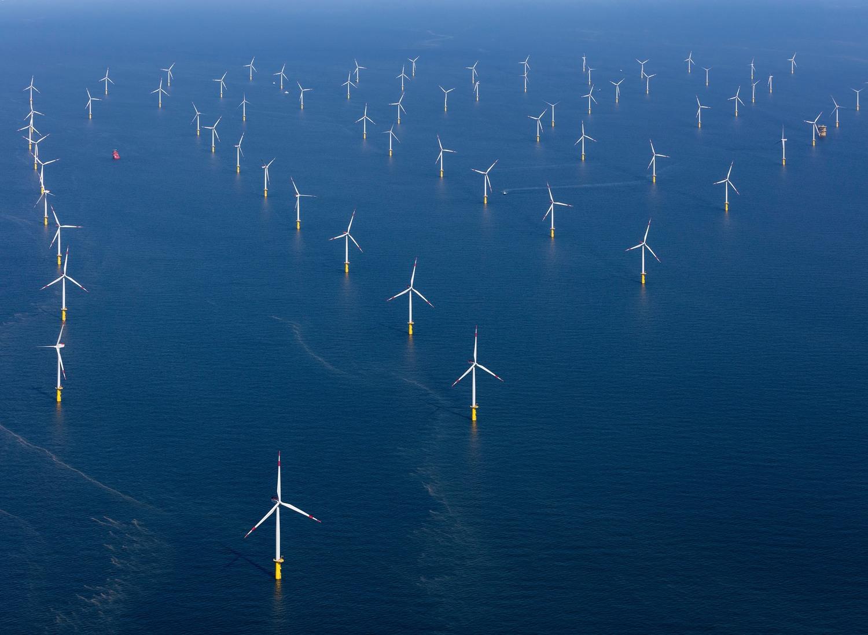 離岸風電躉購費率今日出爐,經濟部審定為每度5.5160元。圖:翻攝自《達德能源集團 wpd Taiwan》臉書專頁