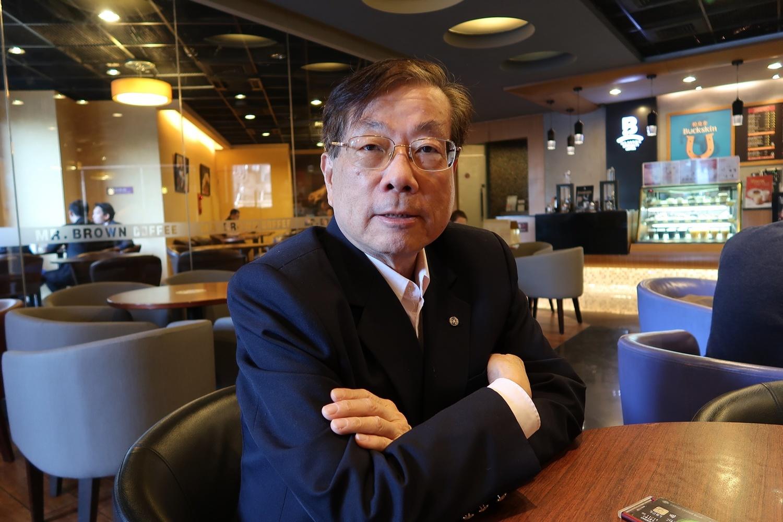 出身企業界、時任民進黨組織部主任張郁仁是1995年執行美式開放初選的關鍵人物。圖:林朝億/攝