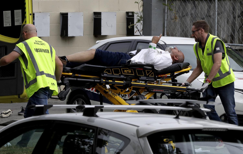 紐西蘭 News: 基督城清真寺槍擊40死 紐西蘭總理悼國殤