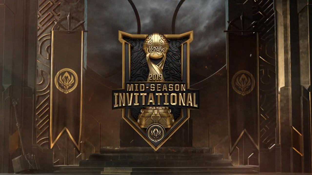 入圍賽至小組賽階段將於 5 月 1 日到 5 月 4 日期間進行,每天由兩分組中的其中一組進行六場比賽。圖:翻攝自 LoL Esports Youtube