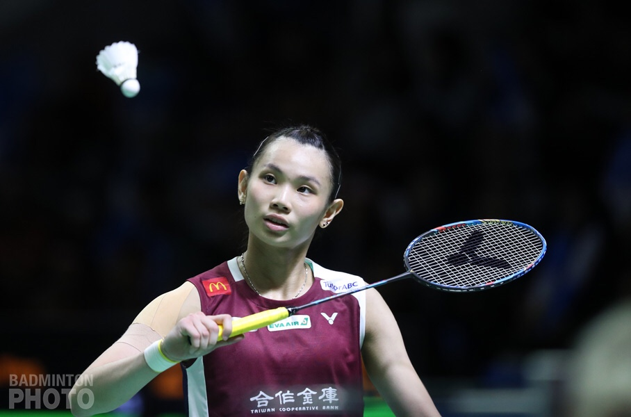 戴資穎。   圖/Badminton photo提供