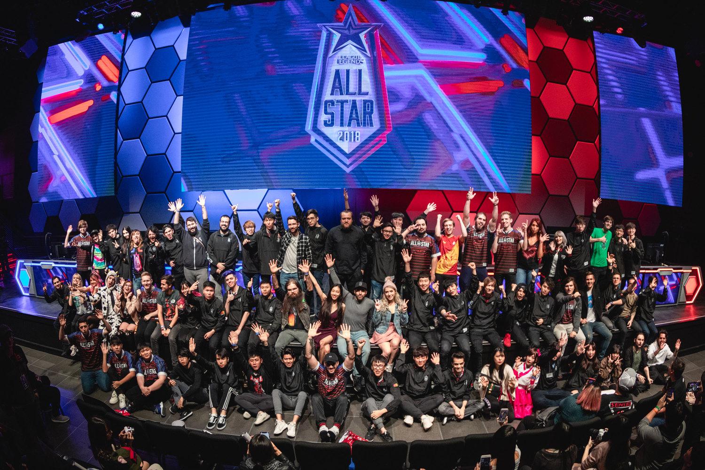 《英雄聯盟》全明星賽消息公布。圖:翻攝LoL Esports Photo Flickr
