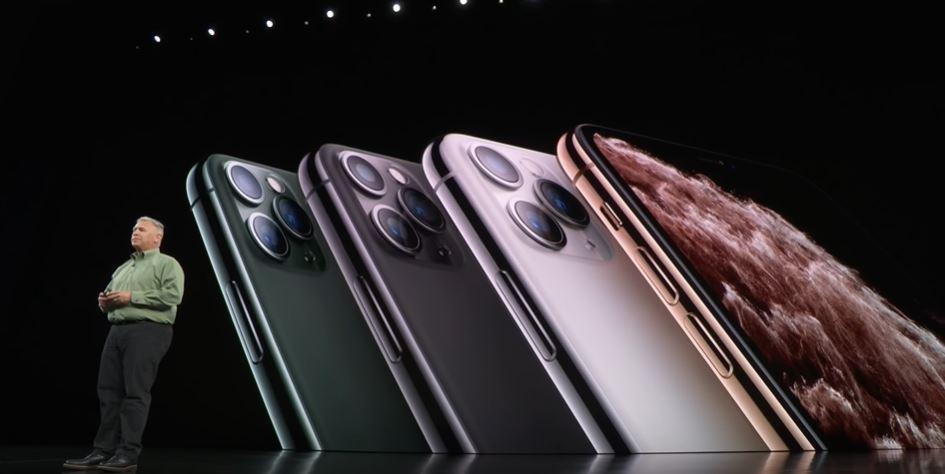 iPhone 11系列新機將於明天(20日)早上8點正式開賣,電信三雄分別祭出多項排隊優惠。圖:翻攝自Apple官方YouTube