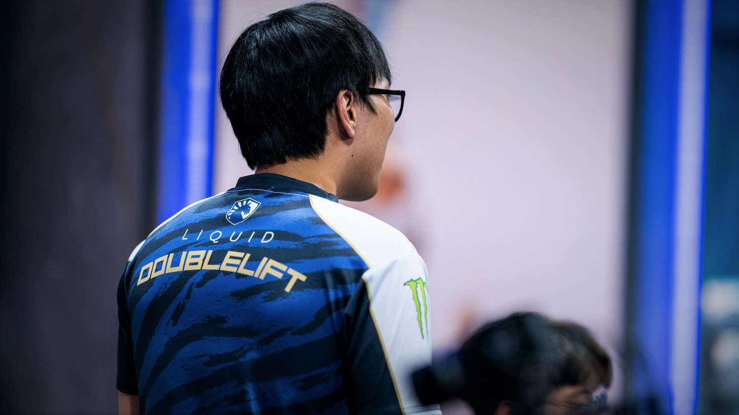 北美戰隊 Team Liquid(TL)的 AD 選手 Doublelift 征戰多年   圖:翻攝LoL Esports Photo Flickr