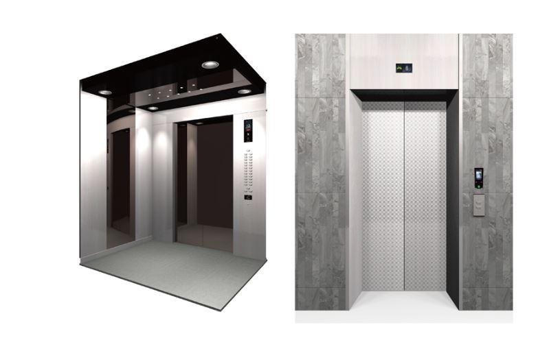 智慧電梯集結物聯網及人臉辨識等多項技術,曾獲2020台灣精品獎。圖:截取自台灣精品獎官網