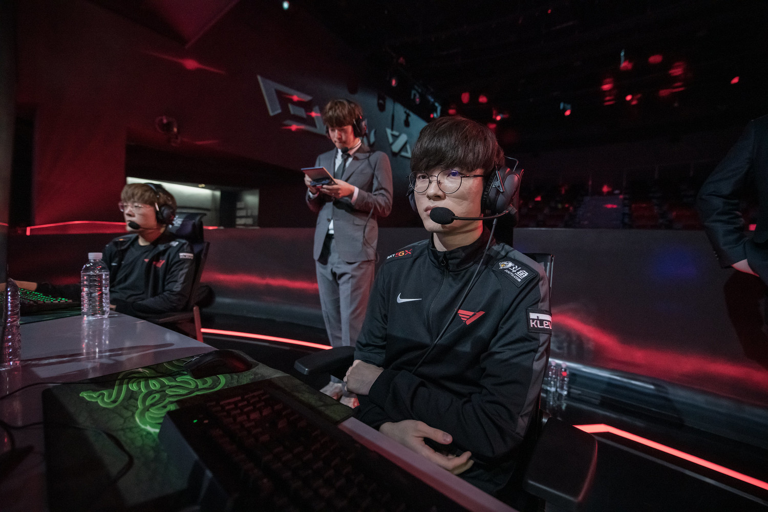 Faker自認仍是目前LCK最好的選手。   圖:翻攝自League of Legends Champions Korea LCK flickr