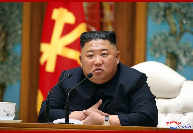 北韓又發射飛彈,舉動引國際關注。圖:翻攝朝中社KCAN網站(資料照)