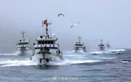 近日中國動作不斷,台受到中國威脅性強,美國國會報告建議強化對台關係。圖:翻攝自微博