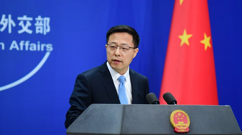 [新聞] 澳洲總理轉風向誇中國 趙立堅呼籲各國: