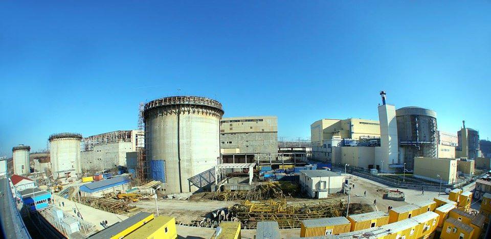 羅馬尼亞核電公司在切爾納沃達核電廠建造3號和4號機組建設,可能改向北大西洋公約組織尋求合作夥伴。圖:翻攝自羅馬尼亞核電公司臉書