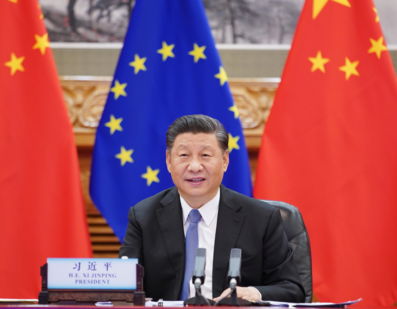 中國領導人習近平圖:翻攝中國政府網(資料照片)