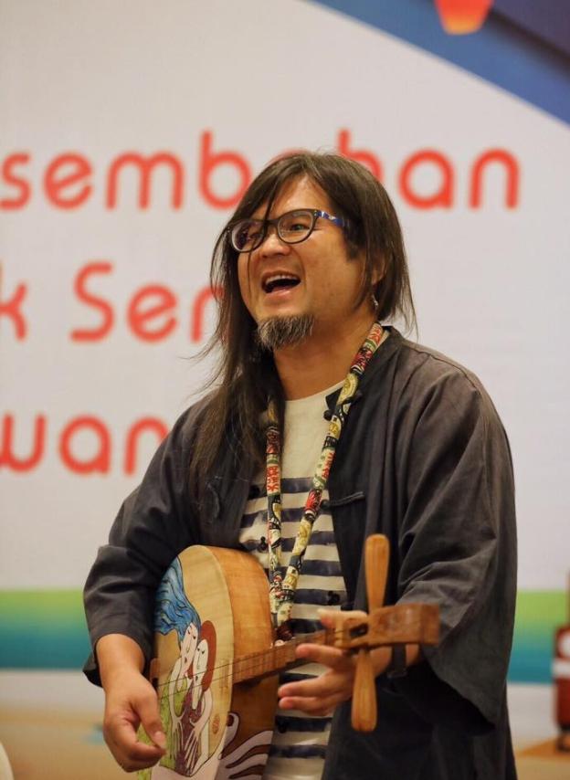 嚴詠能猝逝 文化部:感念貼近台灣土地創作的<b>音樂人</b>