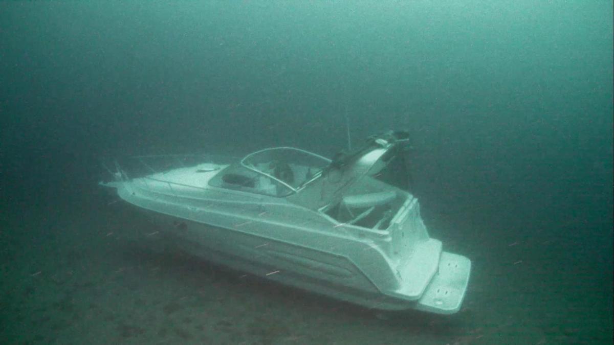 (影)川普船艇大遊行發生意外!多艘遊艇沉入湖中
