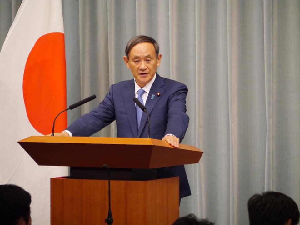 親台菅義偉順利當選日本首相 中國警告:日本不應與台友好