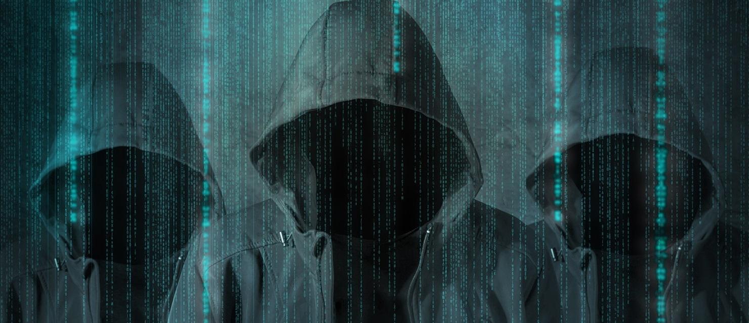 今年受武漢肺炎影響,全球高度仰賴網路,連帶使資安威脅急速升溫,台灣偵測到的詐騙網址也比往年要高。圖為駭客示意圖。圖:取自趨勢科技臉書