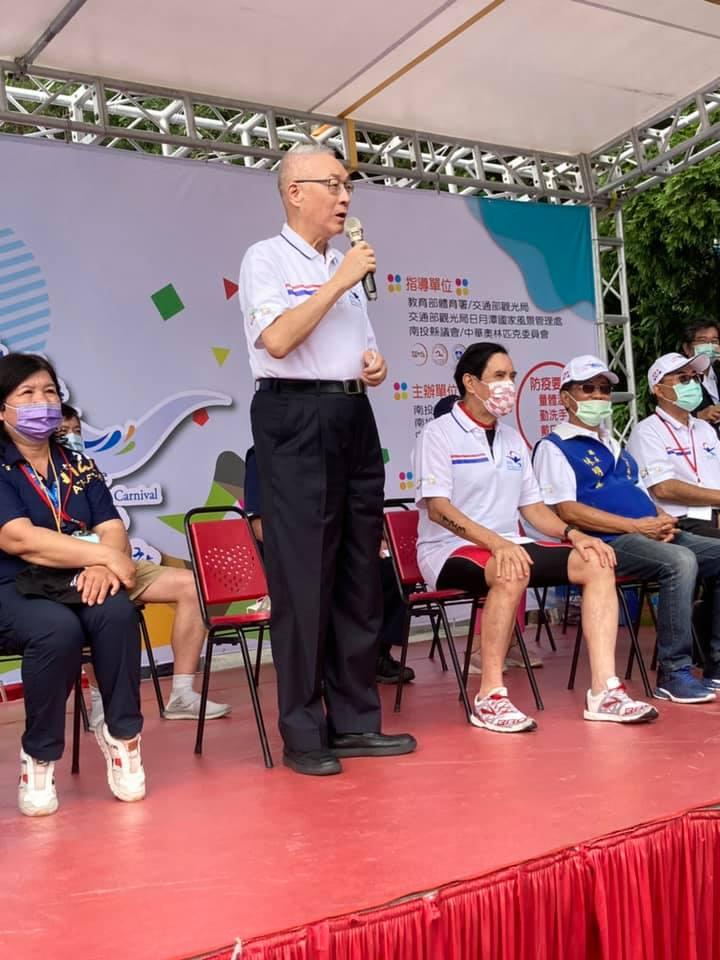 前國民黨主席吳敦義。   圖 : 翻攝自吳敦義臉書