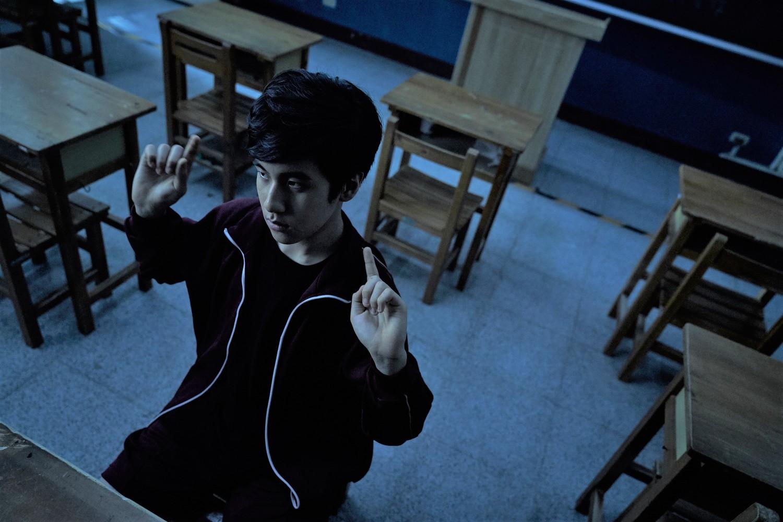 南韓童星金玄彬過去曾演出韓劇《信號》、《屍戰朝鮮》。圖:CatchPlay/提供