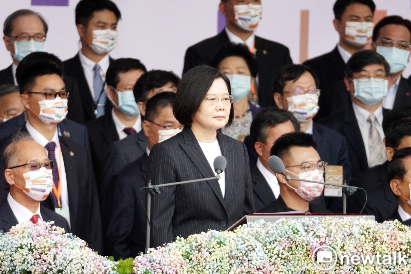 蔡英文國慶演說主題:共識化分歧,團結守台灣 thumbnail