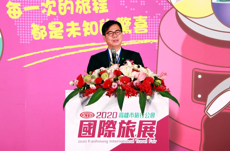 高雄旅行公會國際旅展登場 國內外近400攤位參展