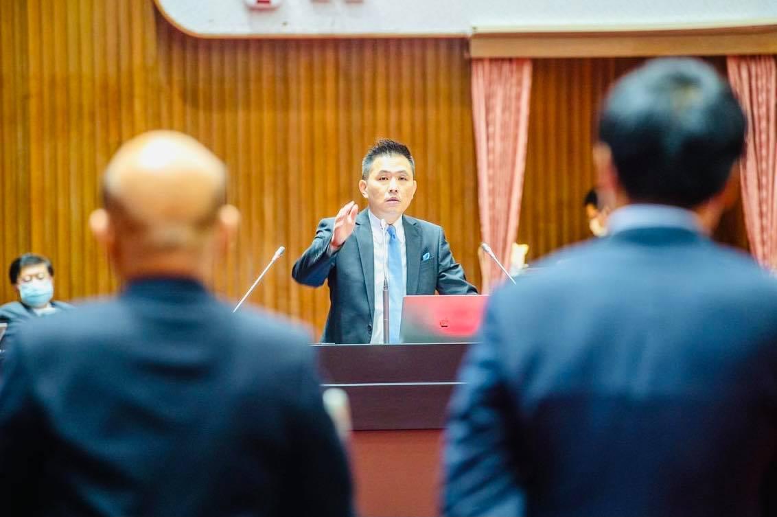 陳以信批謝長廷:用進口核食換CPTPP是欺騙國人
