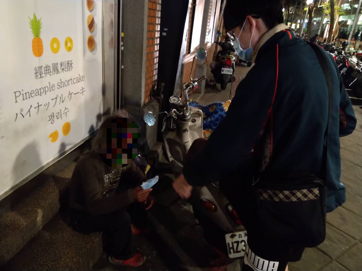 霸王級寒流來襲,北市社會局啟動「酷寒應變專案」。圖:台北市社會局 / 提供
