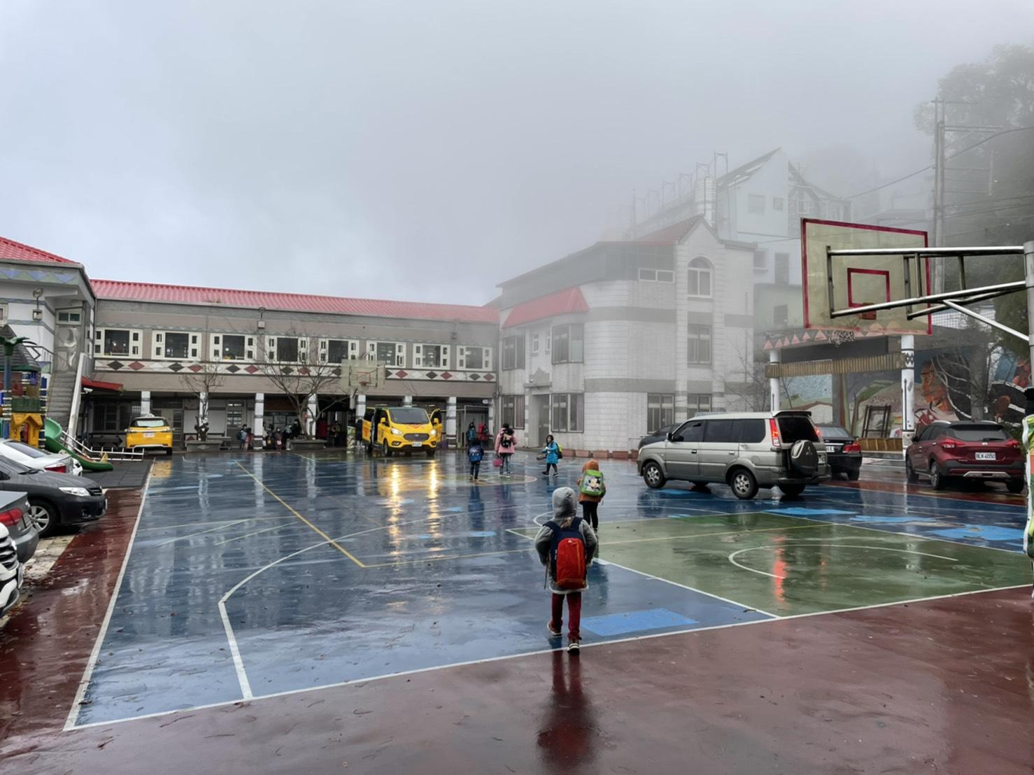 避低溫寒害 桃市復興區5校明日停班停課