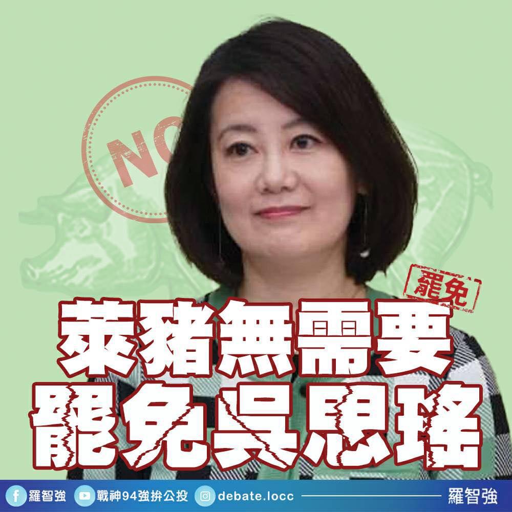 吳思瑤立委就職1周年 羅智強宣布成立「罷瑤總部」