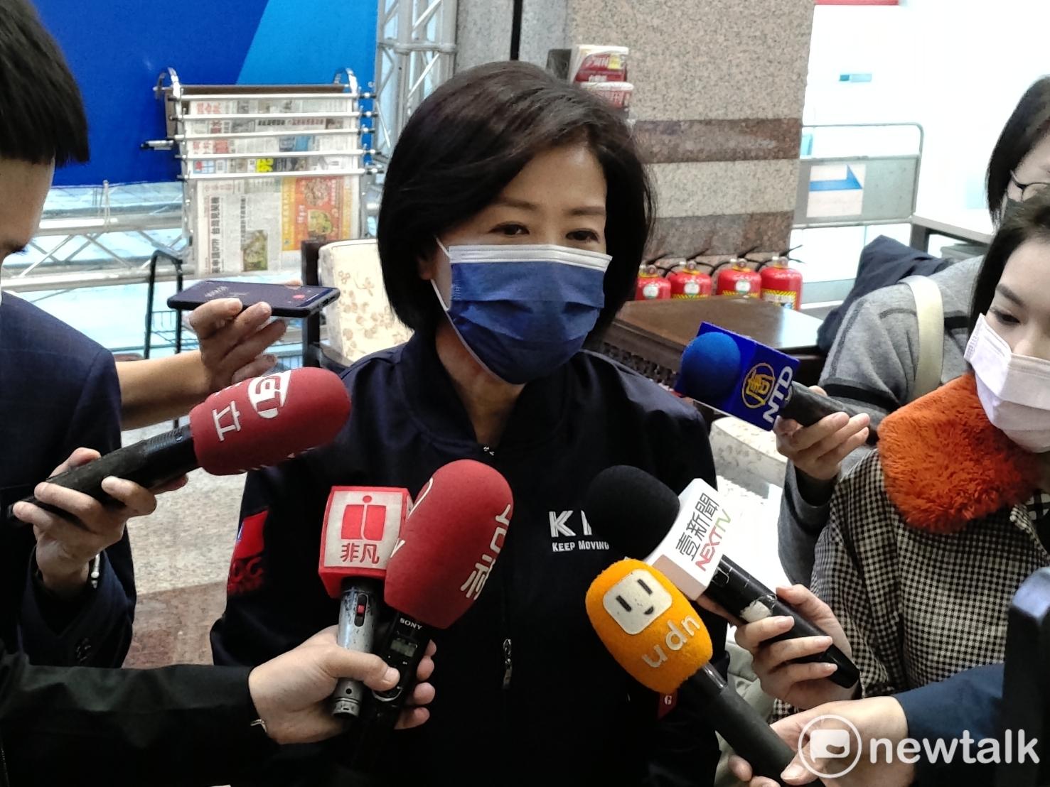 國殤當前 國民黨暫緩全國性公投宣講