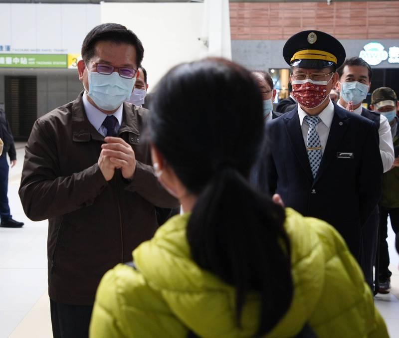 林佳龍5重點檢討春節疏運!優先強化公共運輸優惠