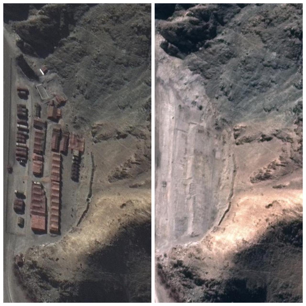 邊境衝突中國認輸了? 衛星照顯示中國自班公湖撤兵
