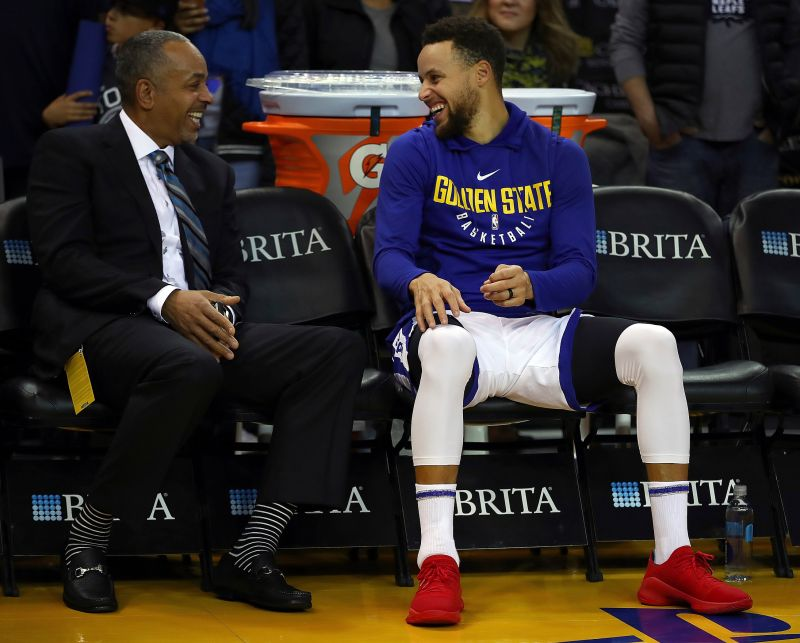 NBA/隊史唯二!Rozier絕殺勇士 Curry老爸32年前也做過(影)