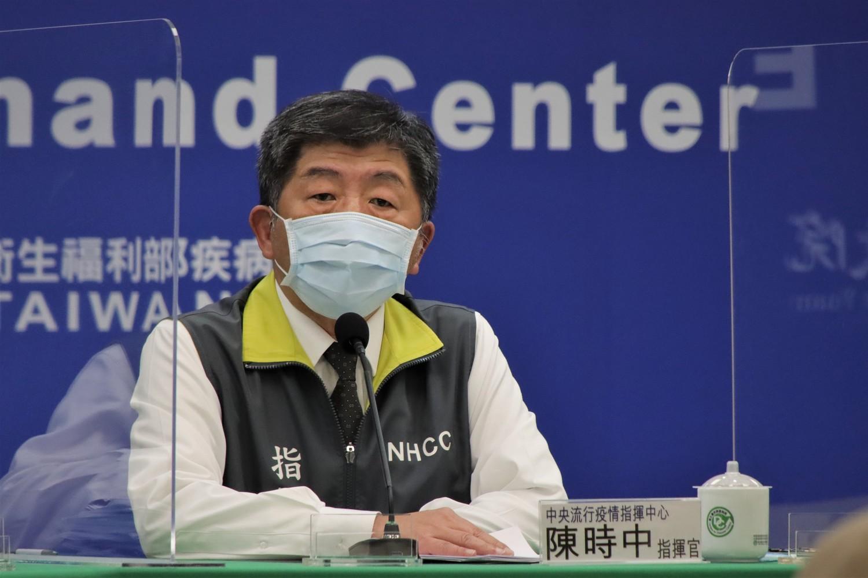 武漢肺炎》雙鐵3月開放飲食? 陳時中曝可能性