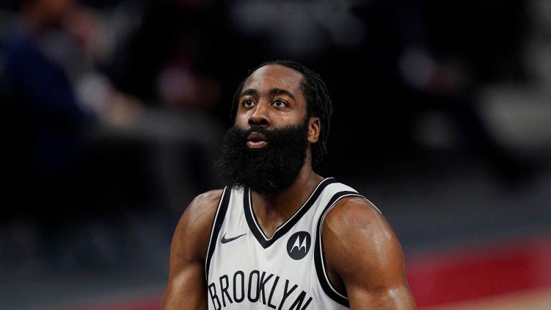 NBA/暗酸Harden影帝級表演 George:要向假摔者致敬(影)