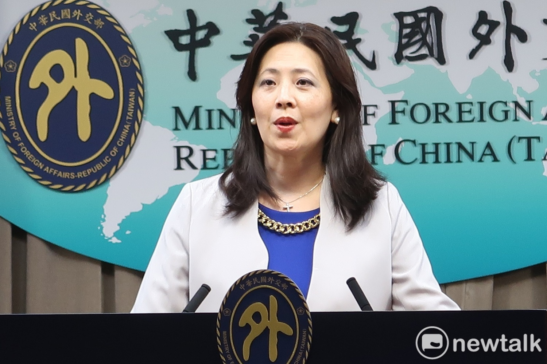 回擊王毅 外交部:台灣與其他國家往來 中國無權置喙