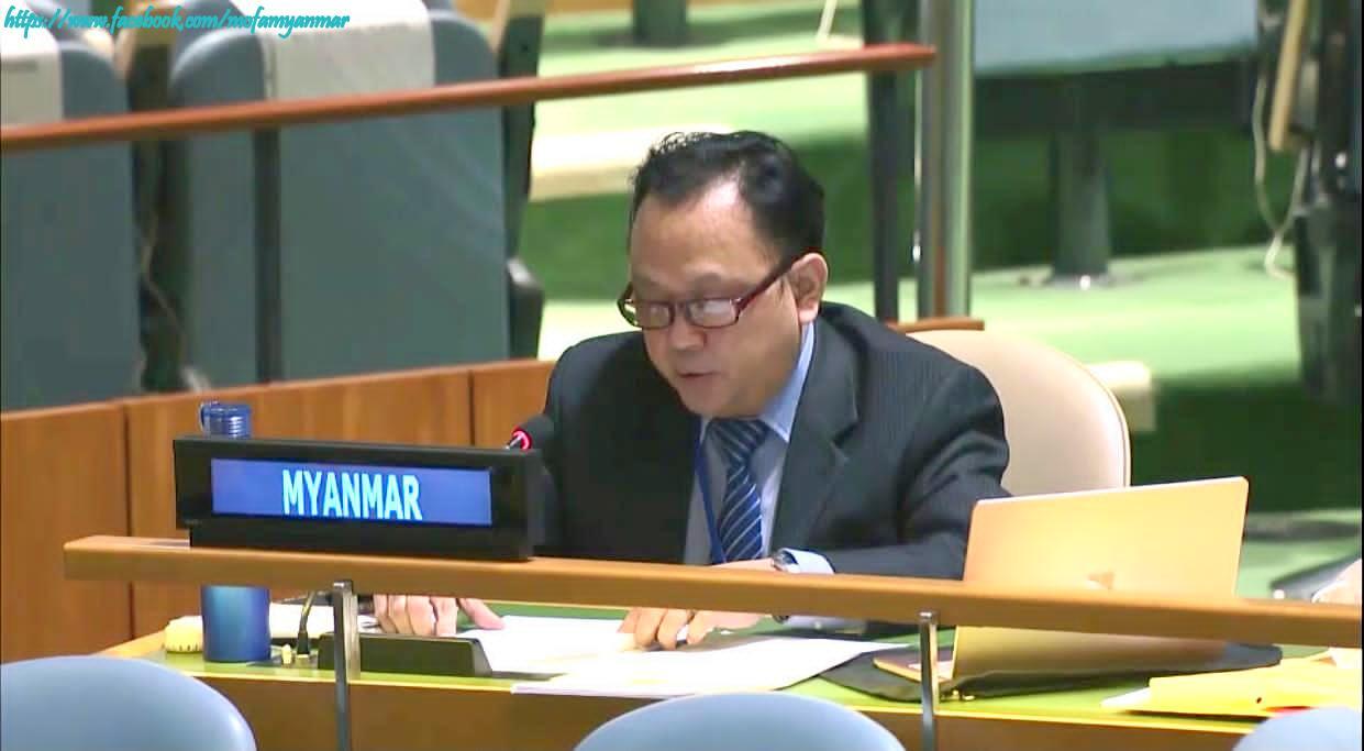 緬甸駐UN大使鬧雙胞 政變軍方另推代表面臨圍剿