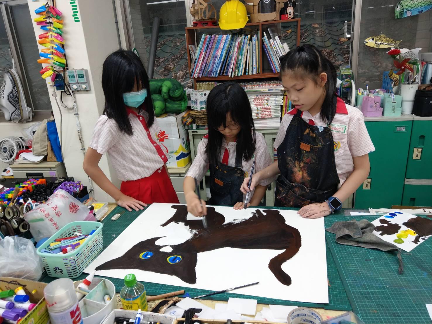 兒童節也是「世界流浪動物節」!  新北毛寶貝生命園區教孩童「動物保護觀念」