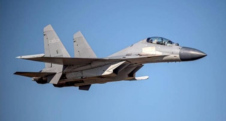 清明收假共機大舉擾台 10架軍機侵我西南空域