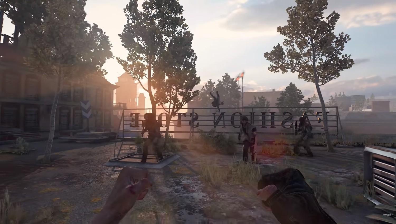 《垂死之光2》7分鐘版本遊戲實機預告曝光,場景建構的精緻度仍是一大賣點。圖:翻攝自Dying Light YouTube