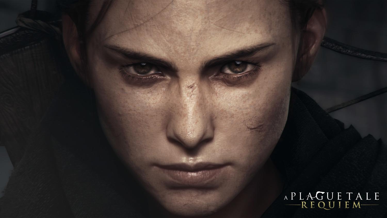 「正姊」Amicia de Rune在《瘟疫傳說:無罪》的既勇敢又美麗的形象深植玩家心中。圖:翻攝自Asobo Studio twitter