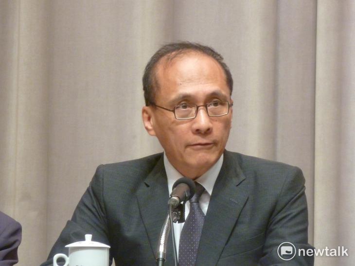 前行政院長、台灣東洋董事長林全林全。圖:謝莉慧/攝(資料照)