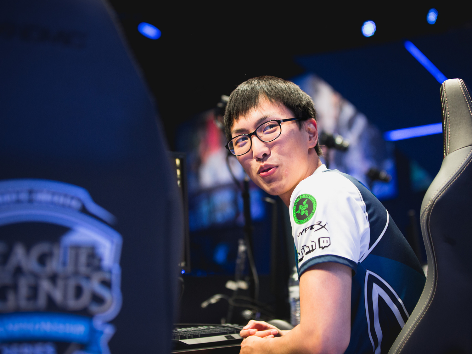 TSM AD選手Doublelift。   圖:翻攝自 LoL Esports Photos flickr