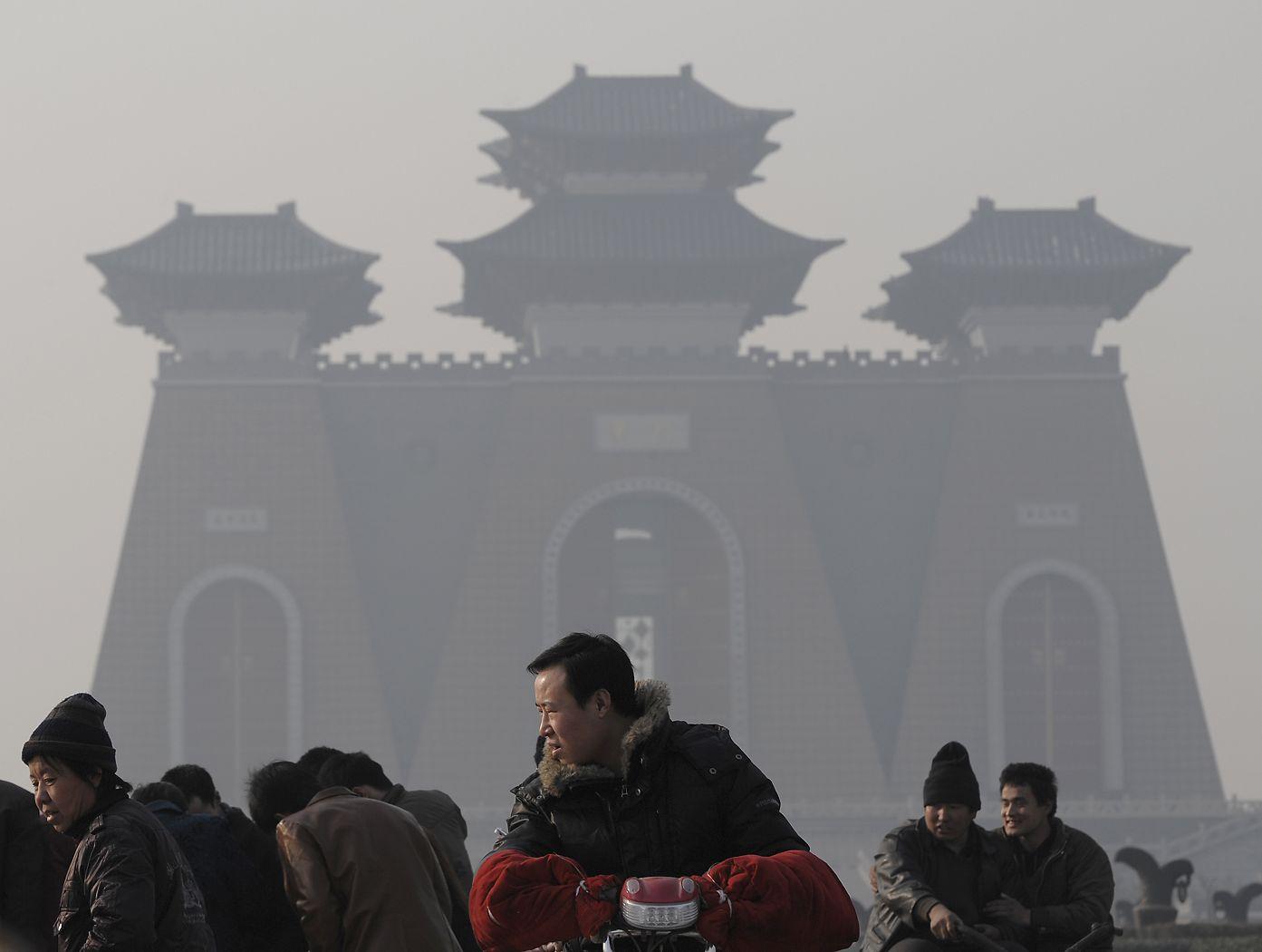 世界最污染城市中國臨汾市居首| ...